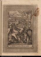 Llega el Bto. Aparizio alas Indias, va a establecerse en Plueba [Puebla?], y comienza a domar Novillos.