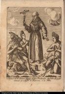 Vo. Ro. del V. Pe. Fy. Antonio Margìl de Jesus, Predicador Apostolico, Franciscano. aclamado por Apostol de Guatemala, en las Indias.