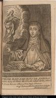 V. Me. Sor Maria de Jesus de Agreda ...