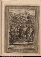 Pide el Bto. Aparizio a dichos Indios, que les aiuden â abrir el camino, y ellos le obedecen prontamte.