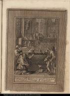 Entierra el Bto. Aparizio a su segunda Esposa en el Conv[en]to Curato de Sto. Domingo de Escapuzalco