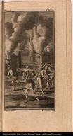 [Robert Chevalier de Beauchêne taken prisoner by Iroquois]