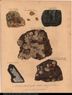 Minerals collected by the Author during his Tour.