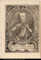 Ferdinando Cortes cavato da un originale fatti in azich'ei si portassi alla conquista del Messico
