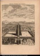Grand Temple de Mexico.