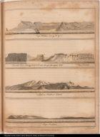 [Views of the coasts of Cape Hotham, Cape Ricketts, Bathurst Island, and Cape Cockburn]