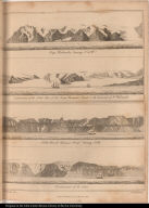 [Views of Cape Warrender, Sir James Lancaster's Sound, and Barrow's Strait]