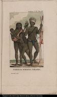 Famiglia Indiana Caraiba.