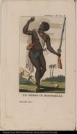 Un Negro in Sentinella.