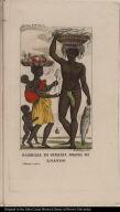 Famiglia di Schiavi Negri di Loango