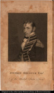 Stephen Decatur Esqe. (of the United States Navy.)