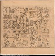 [Aztec glyphs]