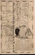 Mappa Geographica exhibens Provincias, Oppida, Sacella &c quae Mensibus Novembri ac Decembri anni 1751 et ... anni 1752 peragravit ad Indorum Chilensium terras ...