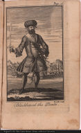 Blackbeard the Pirate.
