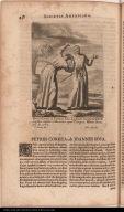 Petrus Correa, et Ioannes Sosa, Luistani Societatis Iesu, sagittis confixi in Brasilia, apud Carigios; Mense Decembri A 1554.