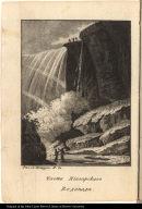 Chast Niagarskago Vodopada [Part of Niagara Falls -- Table Rock]