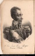 L. Ex. Jean Pierre Boyer. Président d'Haïti.