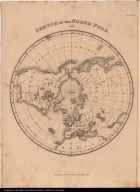 Sketch of the North Pole. 1817.