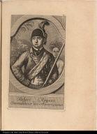 Robert Rogers. Commandeur der Americaner.