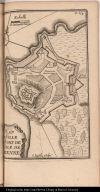 Plan des Ville et Fort de l'Isle de Cayenne