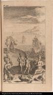 [Vasco Núñez de Balboa receives gifts from Tumacco]