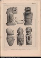 Antiquités des Indiens Aymaras et Quichuas de Bolivia.