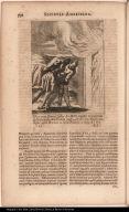 P. Antonius Daniel Gallus Soc: Iesu, Sagittis et bombardis ab Hirocensibus Idololatris confixus., et unà cum Templo combustus, apud Hurones in Nova Francia. 4 Julij. A. 1648.