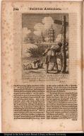P. Cornelius Beudin Belga Soc: Iesu, crudeliter ab Idololatris Indis raptatus., et pro Christo strangulatus. apud Taraumarenses in America. A. 1650. 4. Junij