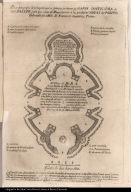 Plan Ignografico de la Capilla que se fabrica en honor de Maria Santissima de Guadalupe, para que sirva de Propiciatorio à las prodigios[a]s Aguas del Pozito.