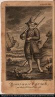 Robinson Crusoe, as describ'd in Page 176.