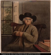 [Portrait of Moses Brown]