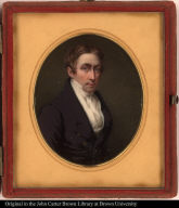 [Portrait of John Carter Brown (?)]