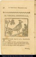 The Virginia Nightingale.