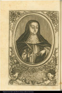 Vo. Rto. de la R. M. Maria Anna Agueda de S. Igna[ci]o ... de la Puebla de los Angeles ...
