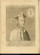 P. Franciscus Borgia. Ex. duce Gandiae Societatis Iesu praepositus generalis tertius.