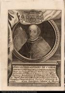 Rto. del Illmo. Sr. Dr. Dn. Alfonzo de Cuebas Davalos ...
