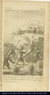 The Engagement between the Spaniards & people of Tabasco & their manner of fortifying themselves.