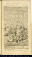 Admiral Lichthart with 4 Ships a Frigate and a Bark, attacks the Portuguez Fleet of 17 Sail.
