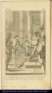 A Brasilian Prince brought to England and Introduced to King Henry the 8th