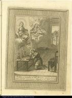 Medita, y resuelve el Bto. Aparizio Casarse, pero con intencion de conservarse Virgen, si le fuese posibile