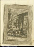 Duerme el Bto. Aparizio en tierra, y su Esposa en la Cama Nupzial, a fin de conservar la Castidad