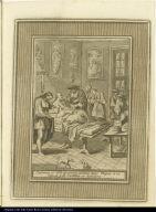 Enferma el Bto. Aparizio, declara dejar Virgen a su Esposa, y la instituie su heredera