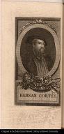 Hernan Cortés.