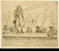The Yankee Doodles Intrenchments Near Boston 1776