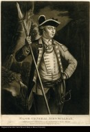MAJOR GENERAL JOHN SULLIVAN, A distinguished OFFICER in the CONTINENTAL ARMY.