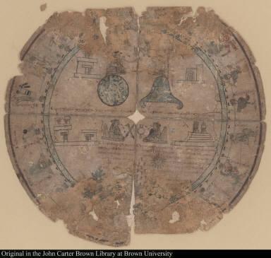 [Boban Aztec Calendar Wheel]
