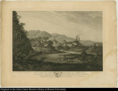 A View in the Island of Jamaica, of Roaring River Estate, belonging to William Beckford Esqr: near Savannah la Marr;
