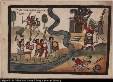 9a. Guerra contra Cuyuacan.