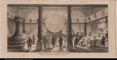 Exhibition of Antient Mexico at the Egyptian-Hall Piccadilly
