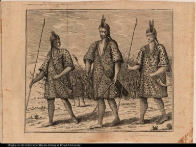 [Native American soldiers]